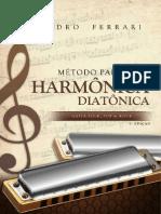 Método Para Harmônica Diatônica - Leandro Ferrari PDF