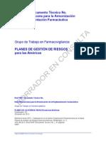Consulta Planes de Gestion de Riesgo
