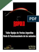 Capacitacion Rapala 2008 Parte 2