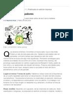 Guía Para Madrugadores - 02.08.2015 - Lanacion