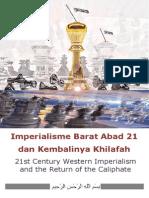 BUKU UMUM AKHIR ZAMAN - Imperialisme Barat Abad 21 Dan Kembalinya Khilafah
