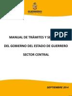 Manual de Tramites de Servicios Segob1