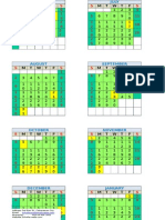 School Calendar Sy 15-16