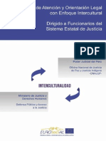 Protocolo de Atencion y Orientacion Legal Con Enfoque Intercultural (2014)