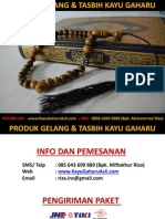 Gelang Gaharu Cengkeh, HP 085643699889