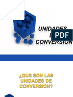 Unidades de Conversion 3