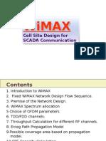 Wi Max Cell Site Design