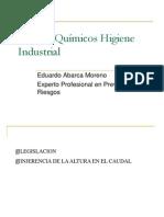 Riesgos Industriales Quimicos Legislación y Seguridad