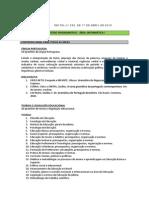 Informatica i Conteudo Programatico