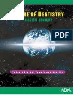 Future Dentistry Executive Sumary
