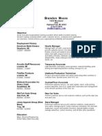 Jobswire.com Resume of bram8114