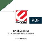 ENMAB 8cm Manual