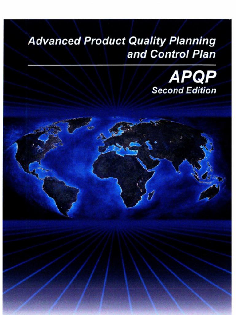aiag advanced product quality planning apqp 2nd edition pdf rh scribd com ppap manual 4th edition free download aiag ppap manual 4th edition pdf