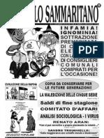 Il Popolo Sammaritano  n.11 del 12/07/2008