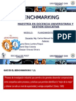 Benchmarking maestria.ppt