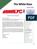YAAEYC Winter Newsletter 2010