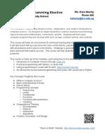 computer programming syllabus 2015-2016