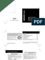 Manual del Gameboy Micro en Español