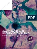 Avant-garde and Experimental Cinema-WEB