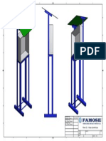 Plano 01 - Vistas Isométricas