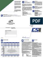 Manual CS8000