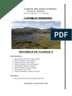 Sistema de 3 reservorios