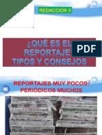 Estructura reportaje