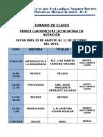 Programa de Clases N-1 LIC. en NUTRICIÓN
