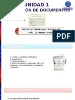 UNIDAD 1 DOCTOS MÉDICOS.pptx