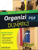 Organizing Do It Yourself