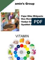 Vitamin in General
