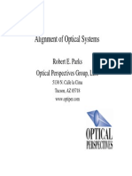 Lecture04 - Optical Alignment