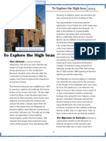 Group 2 Feature Article Maritime Museum