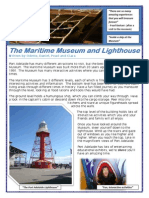 Group 3 Feature Article Maritime Museum