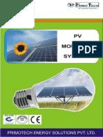 Solar Pv Structure