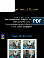 Management of Stroke June 2015