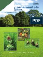 Woody Ornamentals Pest Management