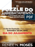 O Puzzle Do Arrebatamento - Juntando As Pecas Das Escrituras