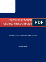 The Vision of Church as a Global Kingdom Civilization