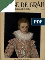 Boabe de Grau - Revista de Cultura, 5, Nr. 10, Octombrie 1934