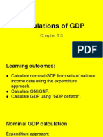 8 3 - calculations of gdp
