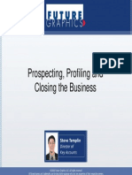 Prospecting and Profiling