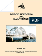 Bridge Inspection and Maintenance