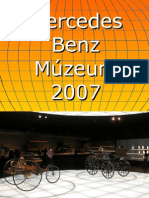 Mercedes Benz Múzeum 2007