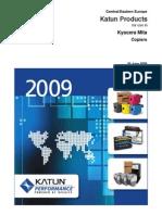 CEE No Price Kyocera Mita Catalog
