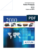 Copier Catalog Ricoh 2010
