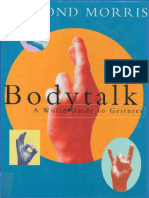 1995 - Bodytalk—The Meaning of Human Gestures - Desmond Morris.pdf