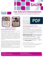 SALVO Newsletter August 15