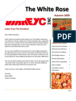 YAAEYC Fall Newsletter 102609