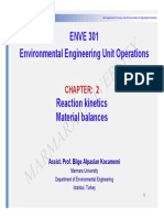 Environmental Engineering Unit Operations